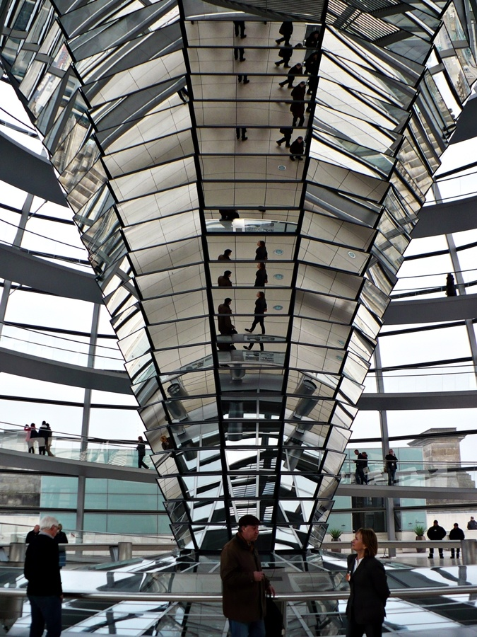 P1020139 How to book a visit to the Reichstag dome in Berlin