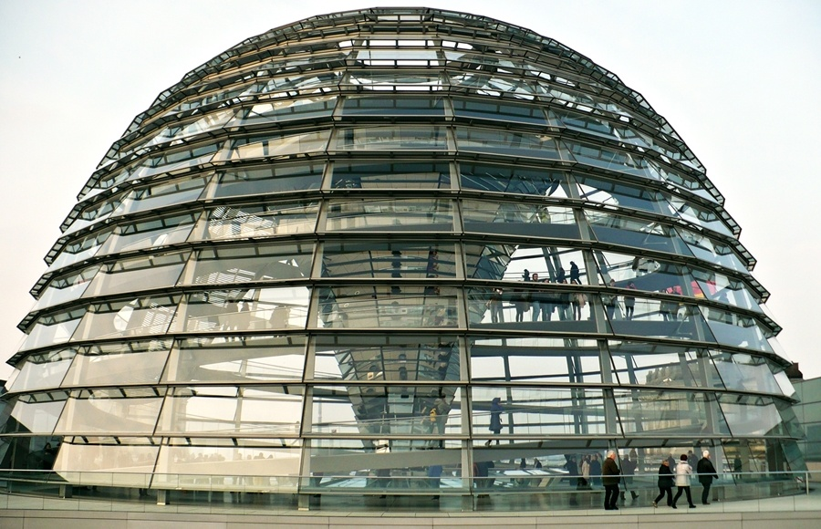 P1020170 How to book a visit to the Reichstag dome in Berlin