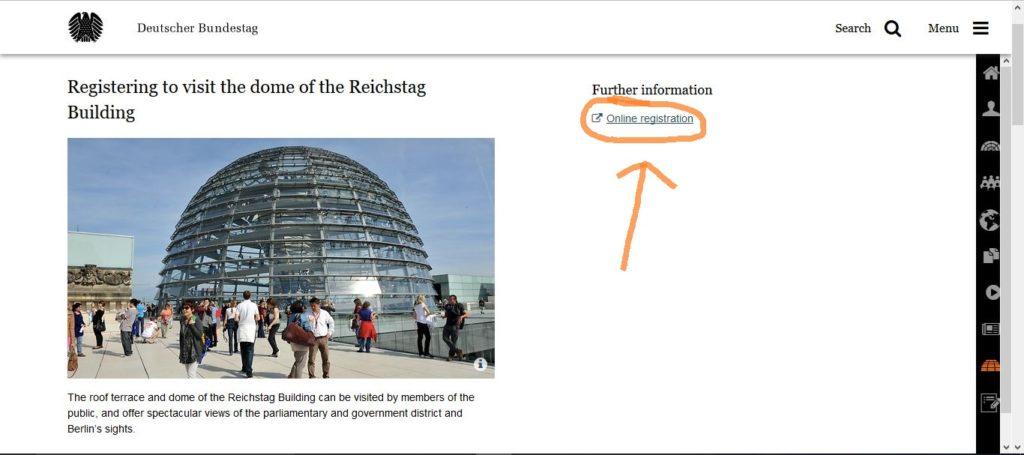 bundestag1-1024x455 Come prenotare la visita del Reichstag di Berlino