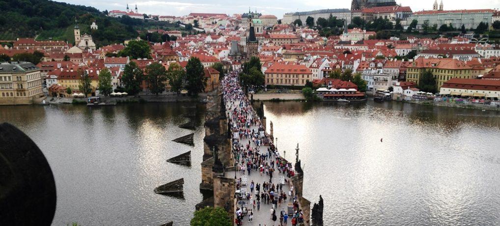Praga: la città delle cento torri