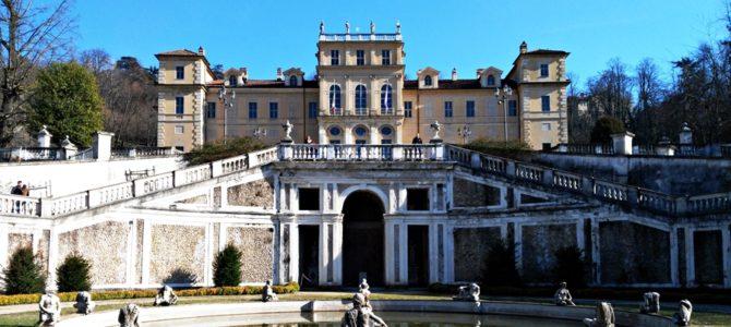 Turin: Villa della Regina