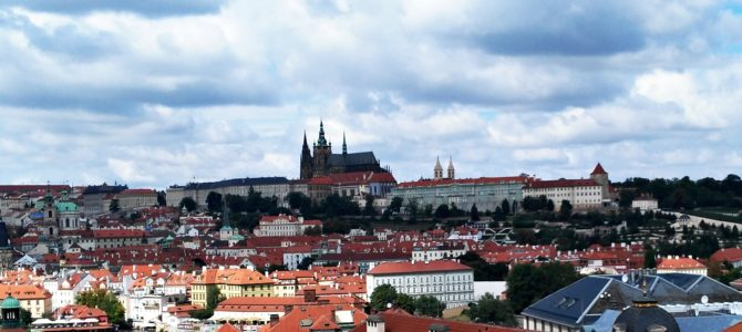 Prague Castle and its surroundings (day 1)
