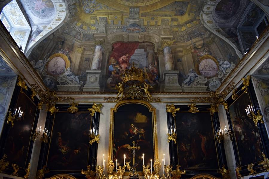 DSC_0161 Torino: la Cappella dei Banchieri e dei Mercanti