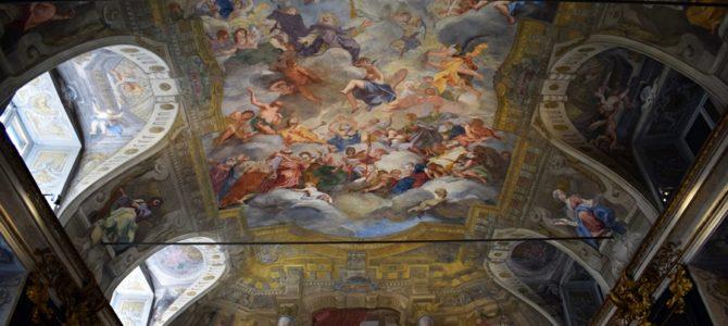 Torino: la Cappella dei Banchieri e dei Mercanti