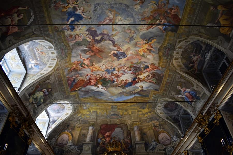 DSC_0163 Torino: la Cappella dei Banchieri e dei Mercanti