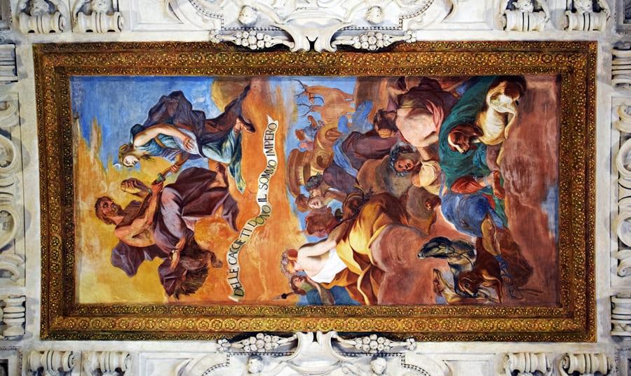 DSC_0316 La Reggia di Venaria: un gioiello barocco a due passi da Torino