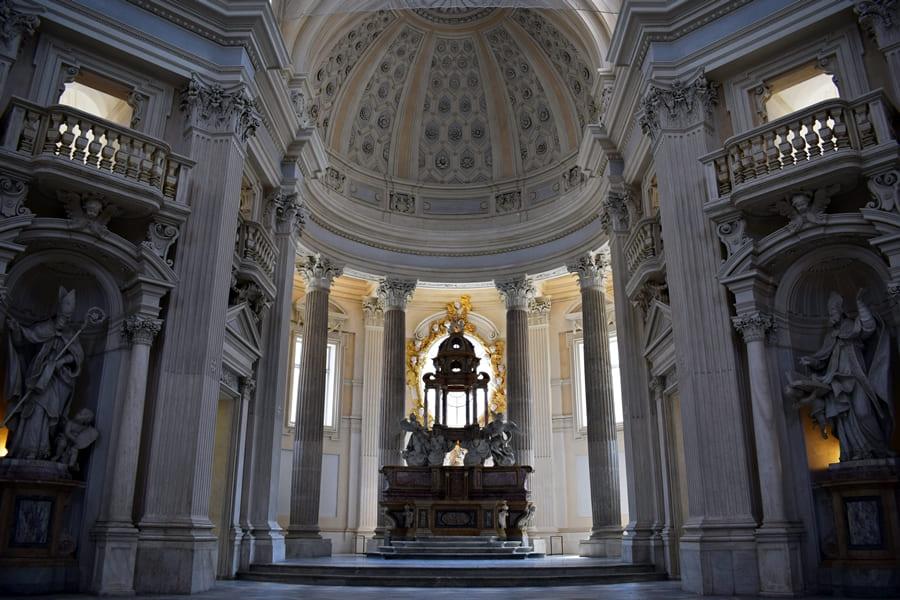 DSC_0384 La Reggia di Venaria: un gioiello barocco a due passi da Torino