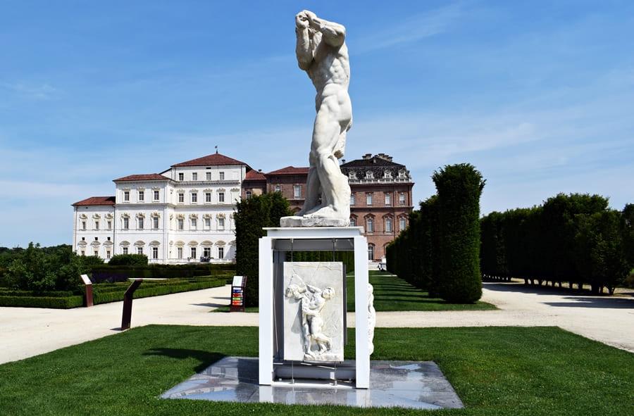 DSC_0405 La Reggia di Venaria: un gioiello barocco a due passi da Torino
