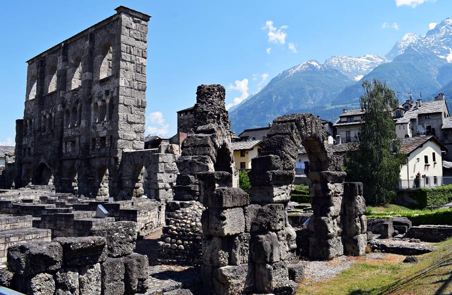 DSC_0574 Aosta in un giorno: cosa vedere
