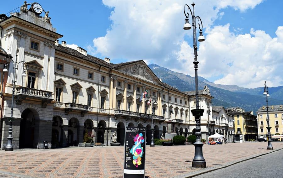 DSC_0597 Aosta in un giorno: cosa vedere