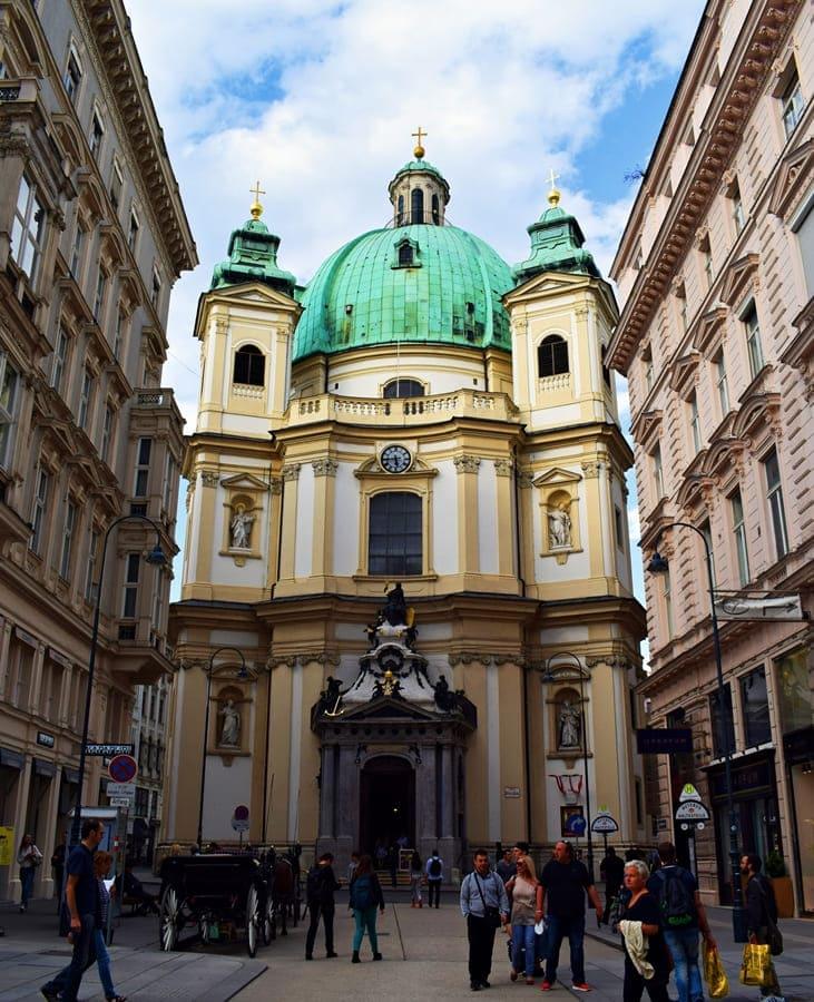 DSC_0174 Vienna: a spasso per il centro storico