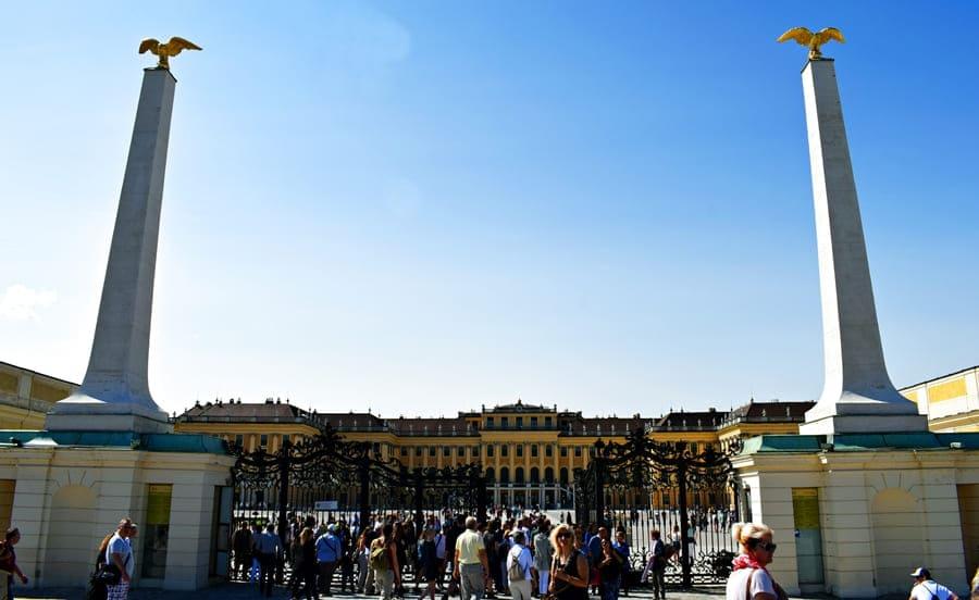 DSC_0201 Discovering Schönbrunn Palace in Vienna