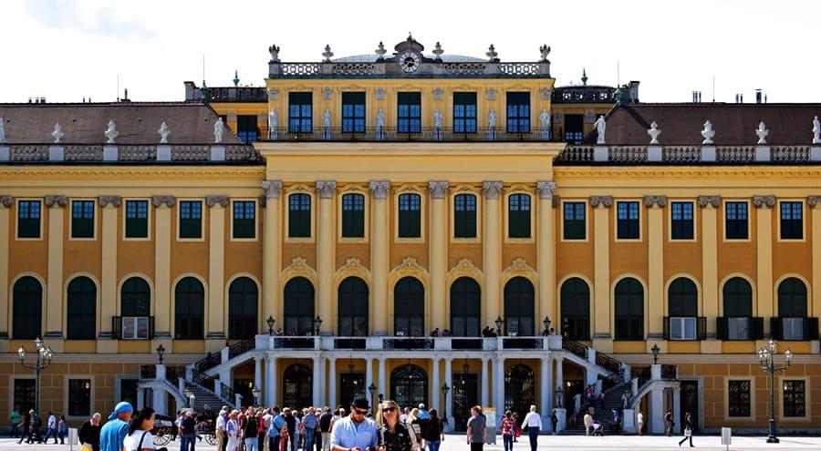 DSC_0219 Vienna: alla scoperta del Castello di Schönbrunn