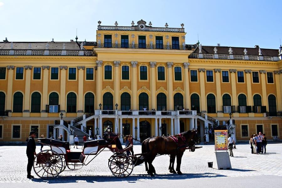 DSC_0220 Vienna: alla scoperta del Castello di Schönbrunn