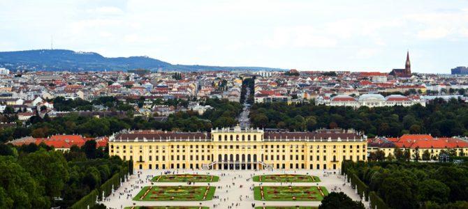 Discovering Schönbrunn Palace in Vienna