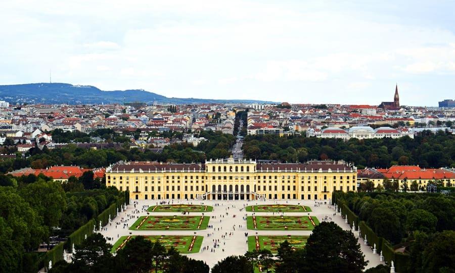 DSC_0259 Vienna: alla scoperta del Castello di Schönbrunn