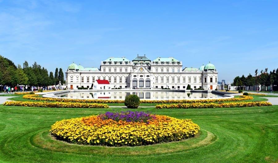 DSC_0815 Vienna: il Belvedere e il Prater