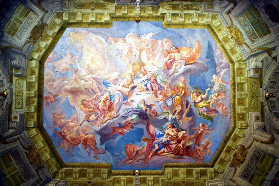 DSC_0840 Vienna: il Belvedere e il Prater