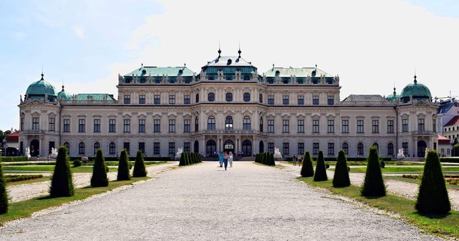 DSC_0884 Vienna: il Belvedere e il Prater