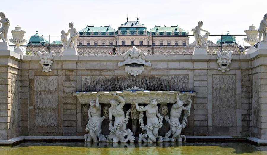 DSC_0901 Vienna: the Belvedere Palace and Prater Park