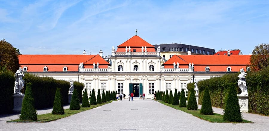DSC_0906 Vienna: the Belvedere Palace and Prater Park