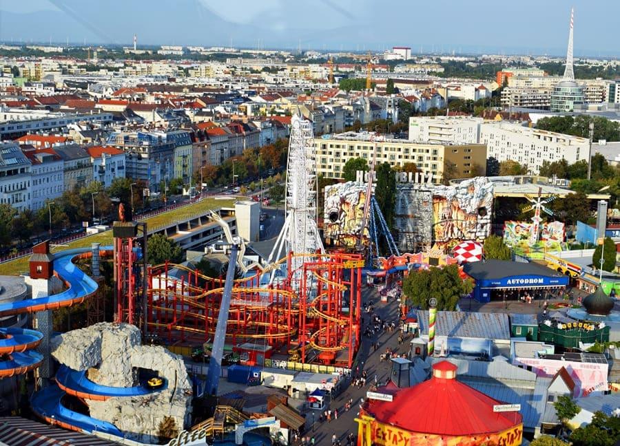 DSC_0948 Vienna: il Belvedere e il Prater