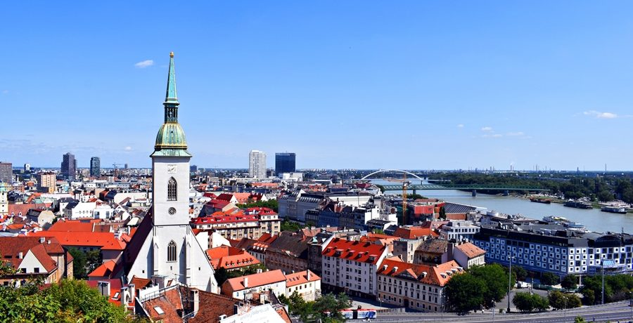 Day trip to Bratislava: how to get from Vienna and what to see