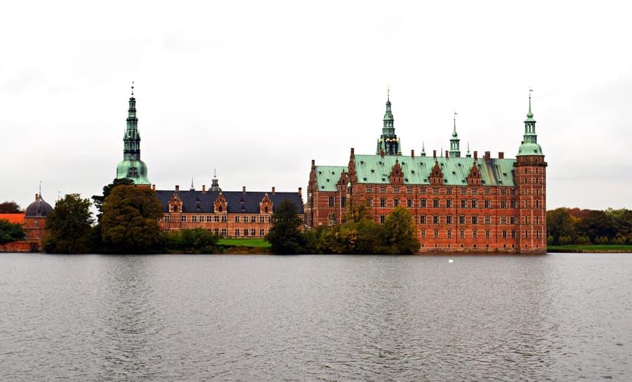 DSC_0158 Il castello di Frederiksborg a Hillerød
