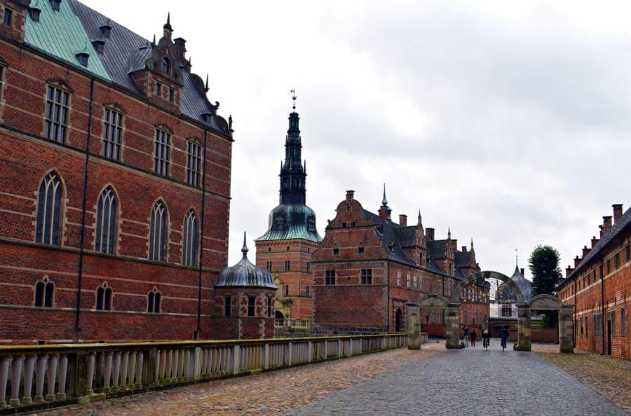 DSC_0166 Il castello di Frederiksborg a Hillerød