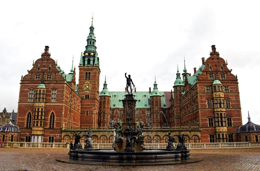 DSC_0168 Il castello di Frederiksborg a Hillerød