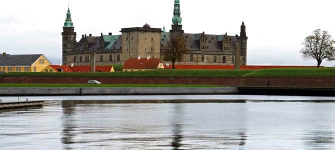 Kronborg, visiting Hamlet's Castle in Helsingør