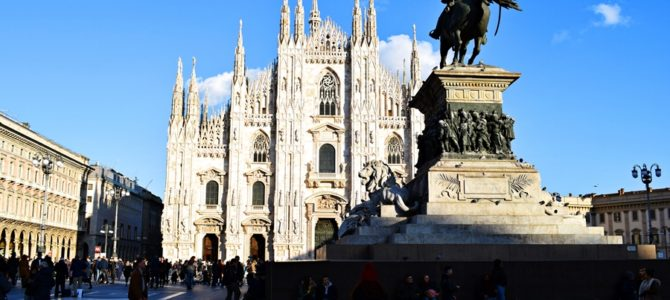 What to see in Milan in one day