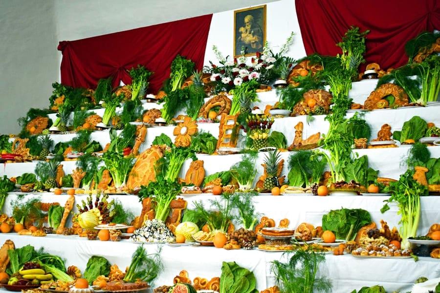 DSC_0535 La festa di San Giuseppe a Valguarnera Caropepe