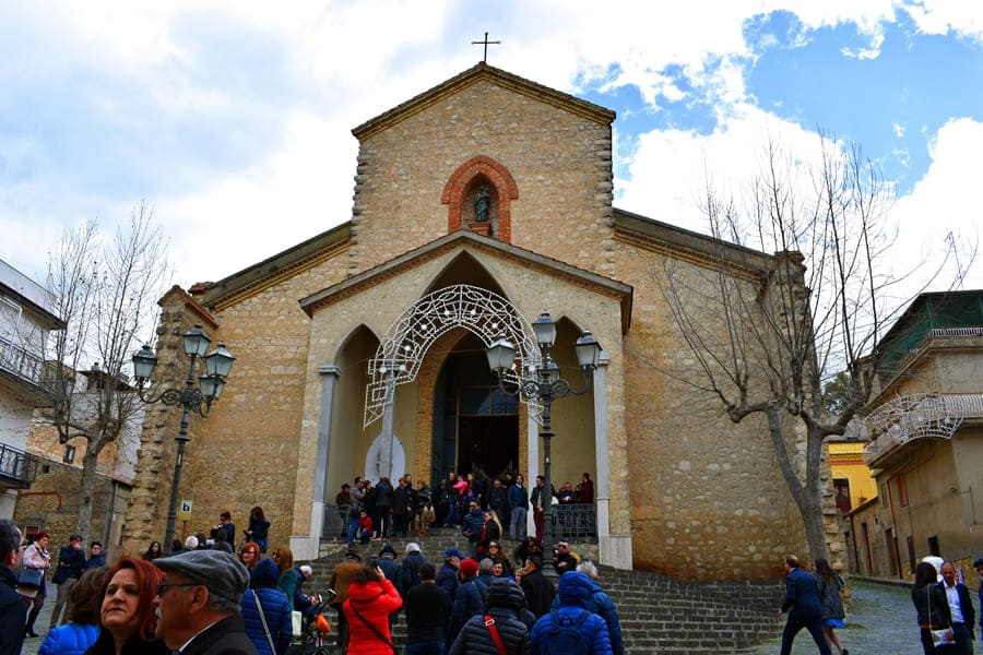 DSC_0563 The celebration of St. Joseph's Day in Valguarnera Caropepe, Sicily