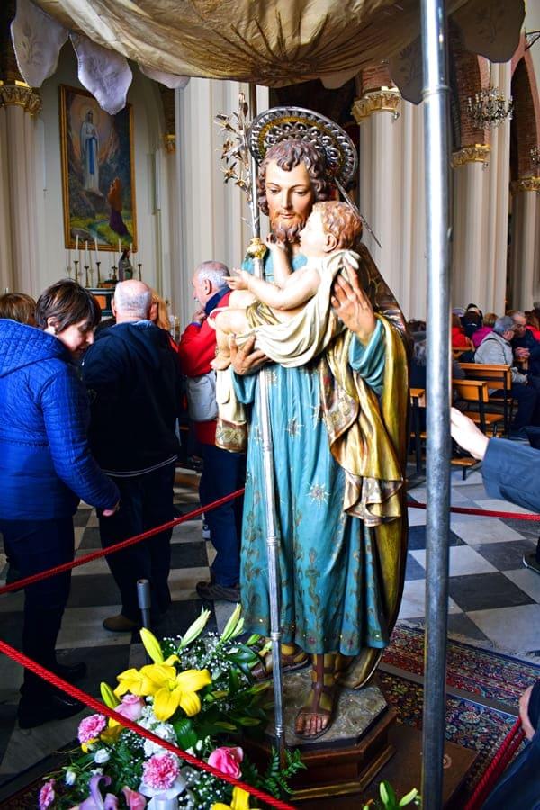 DSC_0564 La festa di San Giuseppe a Valguarnera Caropepe