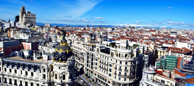 My three days in Madrid: travel diary and itinerary
