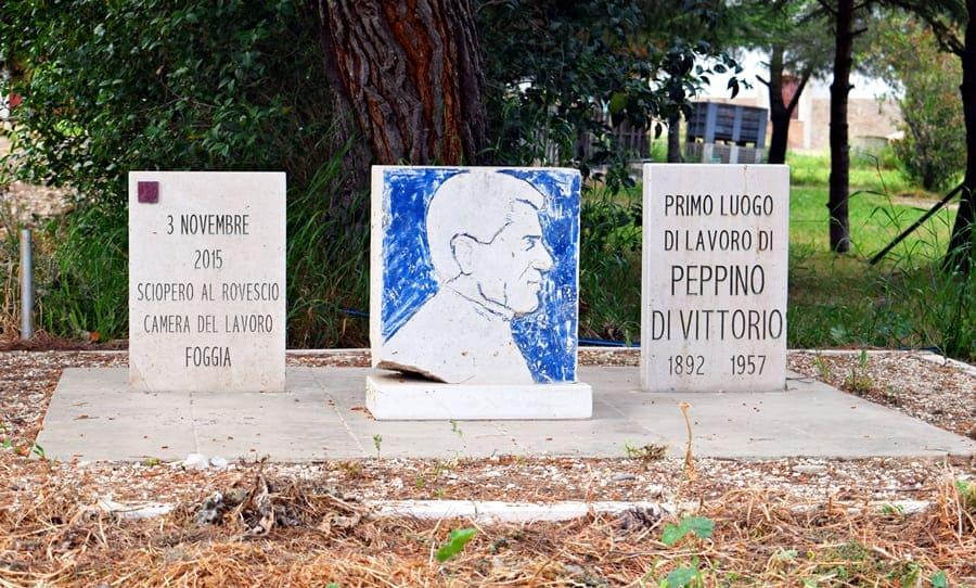 DSC_0046 Cerignola e dintorni: itinerario nei luoghi di Giuseppe Di Vittorio