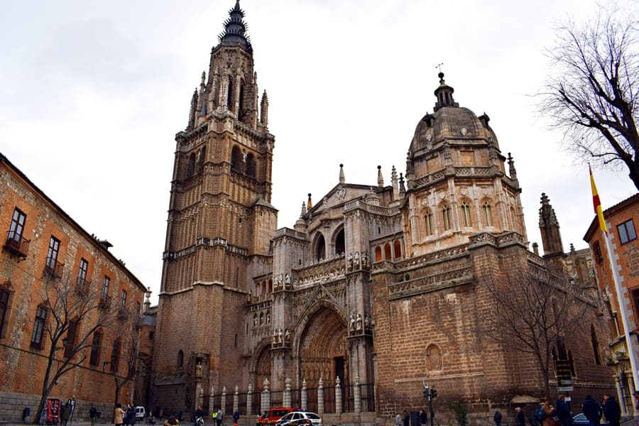 DSC_0138 Toledo in one day: how to get from Madrid and what to see
