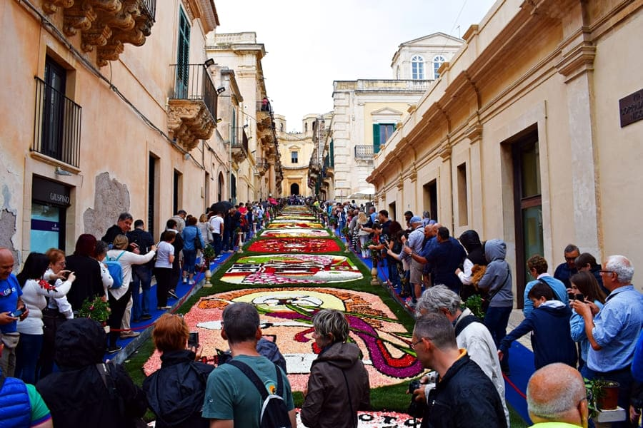 DSC_0461 What to see in Noto during the Infiorata