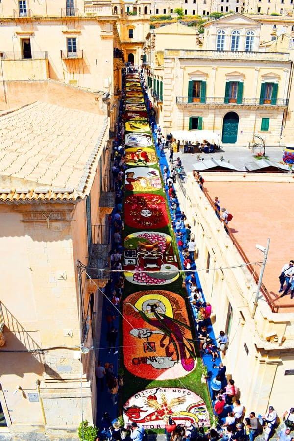DSC_0682 What to see in Noto during the Infiorata