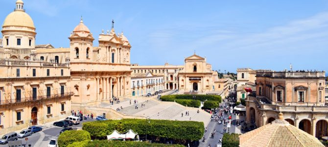 What to see in Noto during the Infiorata