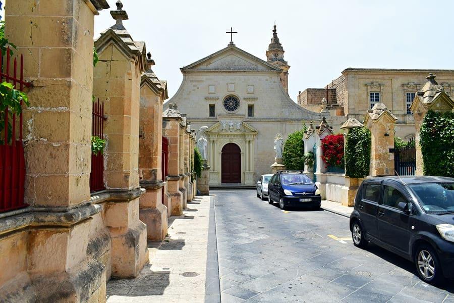 DSC_0427 Mdina e Rabat: esplorando il centro di Malta