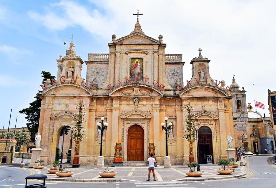 DSC_0447 Mdina e Rabat: esplorando il centro di Malta