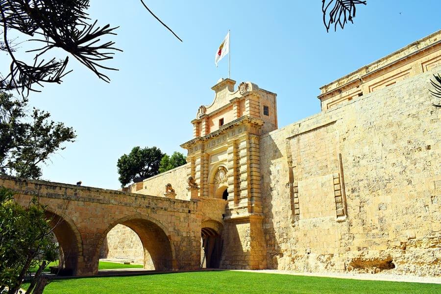 DSC_0498 Mdina e Rabat: esplorando il centro di Malta