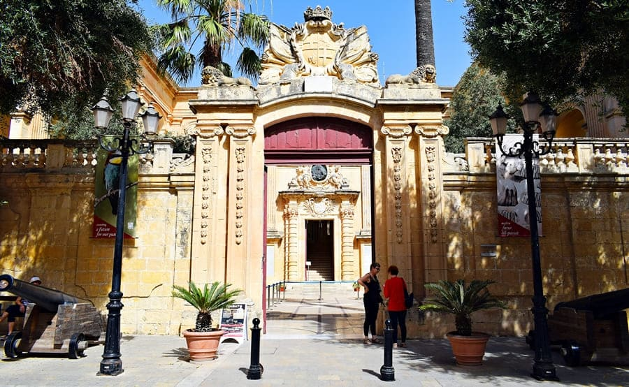 DSC_0529 Mdina e Rabat: esplorando il centro di Malta