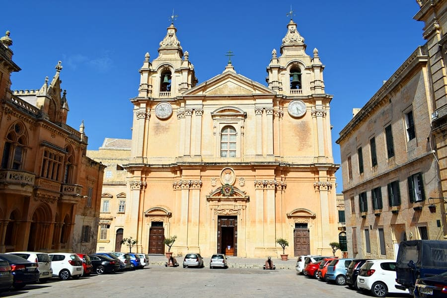 DSC_0545 Mdina e Rabat: esplorando il centro di Malta