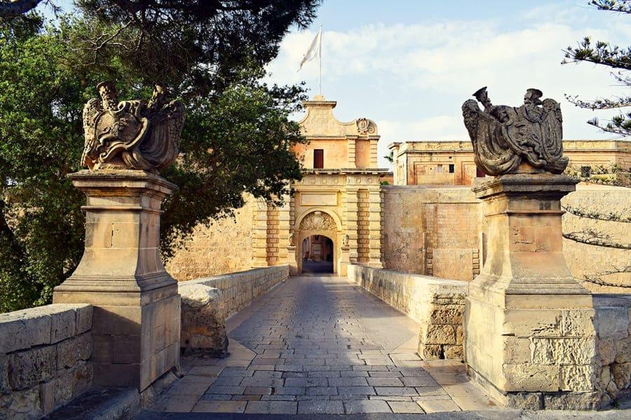 DSC_0643 Mdina e Rabat: esplorando il centro di Malta