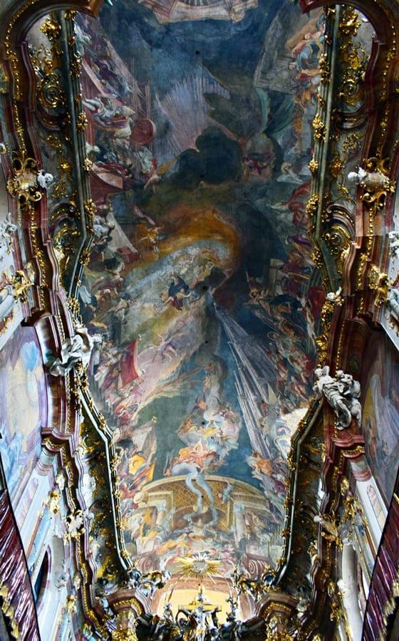 monaco-di-baviera-asamkirche-03 Monaco di Baviera: itinerario di tre giorni nella città dell'Oktoberfest