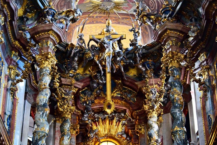 monaco-di-baviera-asamkirche-04 Monaco di Baviera: itinerario di tre giorni nella città dell'Oktoberfest