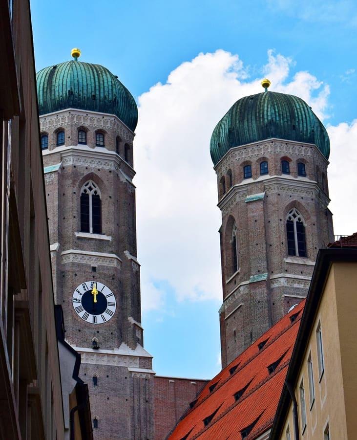 monaco-di-baviera-frauenkirche-03 Monaco di Baviera: itinerario di tre giorni nella città dell'Oktoberfest